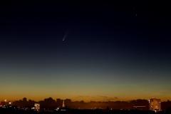 Comet(C/2020F3) from Copenhagen